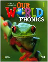 Our World Phonics. 1SB (w/CD)