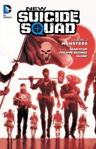 New Suicide Squad Vol. 2: Monsters