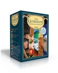 [해외]The Guardians Paperback Collection (Jack Frost Poster Inside!) (Paperback)