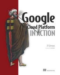 [해외]Google Cloud Platform in Action (Paperback)
