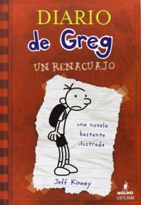 Diario de Greg, un Renacuajo ( Diary of a Wimpy Kid )