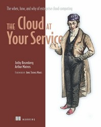 [해외]The Cloud at Your Service (Paperback)