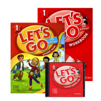 Let's Go. 1 세트(Student Book Workbook)(4판)(AudioCD1장포함)(전2권)