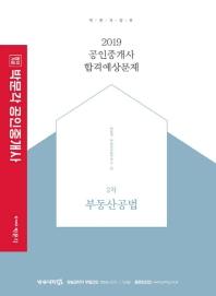 부동산공법 합격예상문제(공인중개사 2차)(2019)(합격기준 박문각)(전면개정판)