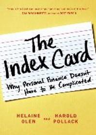 [해외]The Index Card