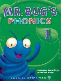 Mr. Bug's Phonics 1 [With Sticker(s)]