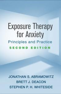 [해외]Exposure Therapy for Anxiety, Second Edition
