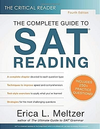 The Complete Guide to SAT Reading 4E