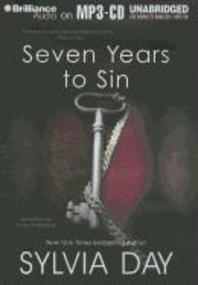 [해외]Seven Years to Sin (MP3 CD)