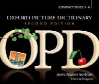 OXFORD PICTURE DICTIONARY (CD 4장)