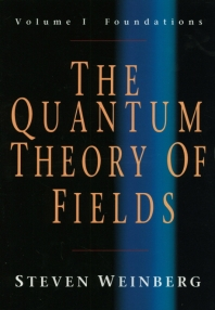 Quantum Theory of Fields : Foundations(1)