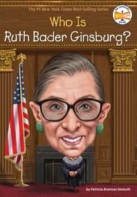 [해외]Who Is Ruth Bader Ginsburg?