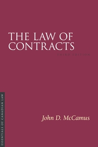The Law of Contracts, 3/E