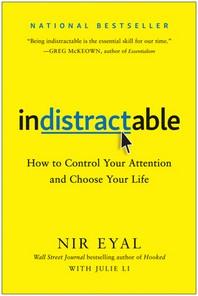 [해외]Indistractable (Hardcover)