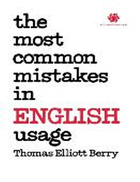 [해외]The Most Common Mistakes in English Usage