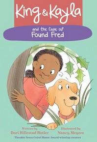 [해외]King & Kayla and the Case of Found Fred (Paperback)