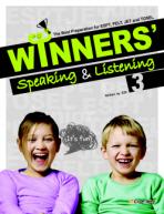 WINNERS' SPEAKING & LISTENING. 3