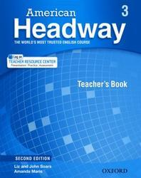 AMERICAN HEADWAY TEACHER S BOOK. 3