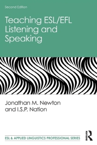 [해외]Teaching ESL/EFL Listening and Speaking