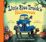[해외]Little Blue Truck's Halloween