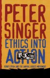 [해외]Ethics Into Action (Paperback)