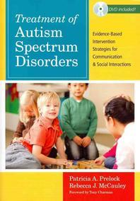 [해외]Treatment of Autism Spectrum Disorders (Paperback)