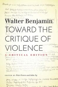 [해외]Toward the Critique of Violence