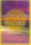 [해외]Meditation and Its Practice (Paperback)