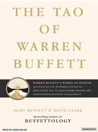[해외]The Tao of Warren Buffett (MP3 CD)