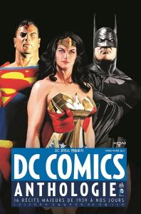 DC 코믹스 앤솔로지(DC Comics Anthologie)(시공 그래픽 노블)(양장본 HardCover)