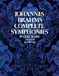 [해외]Complete Symphonies in Full Score