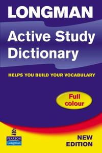 LONGMAN ACTIVE STUDY DICTIONARY (NEW EDITION) (FULL COLOUR)