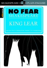 [해외]King Lear (No Fear Shakespeare), Volume 6