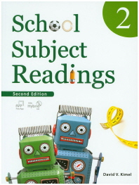 School Subject Readings. 2(Second Edition)