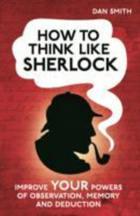 [해외]How to Think Like Sherlock (Hardcover)