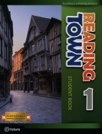 READING TOWN. 1(STUDENT BOOK)(CD1장포함)