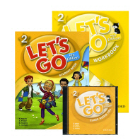 Let's Go. 2 세트(Student Book Workbook)(4판)(AudioCD1장포함)(전2권)