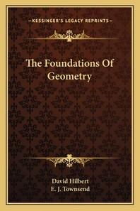 [해외]The Foundations of Geometry (Paperback)