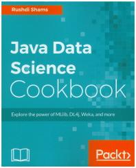 [보유]Java Data Science Cookbook