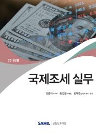 국제조세 실무(2019)(양장본 HardCover)
