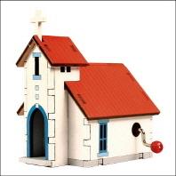 오르골 교회C(11곡 중 1곡 랜덤 발송)(소리나는 나무만들기 시리즈)