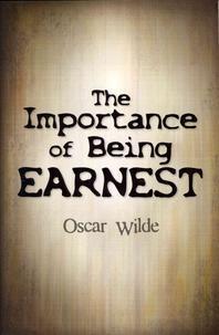 [해외]The Importance of Being Earnest (Paperback)