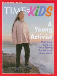TIME FOR KIDS(BIG PICTURE EDITION)(5월호)