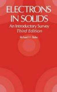 Electrons in Solids (Revised)