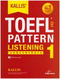 KALLIS' TOEFL Listening. 1
