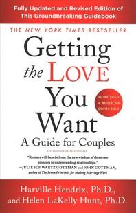 [해외]Getting the Love You Want (Paperback)