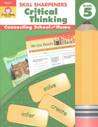 [해외]Skill Sharpeners Critical Thinking Grade 5