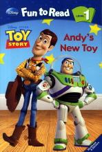 Andy s New Toy(CD1장포함)(CD1장포함)(Disney Fun to Read Level 1)