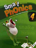 Smart Phonics 4 : Student Book (New Edition)(CD1장포함)(Paperback)