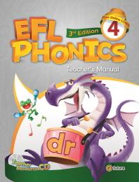 EFL Phonics. 4(TM)(3판)(CD1장포함)